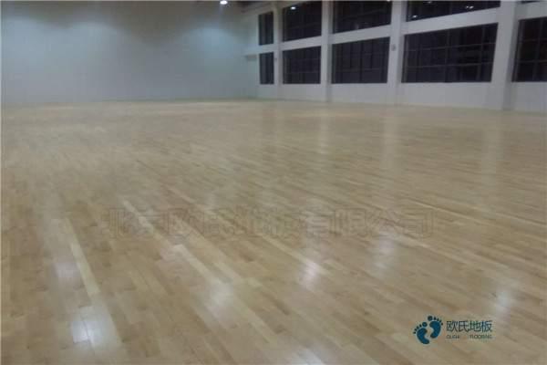 大型实木运动地板品牌