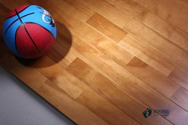荆州运动木地板特点