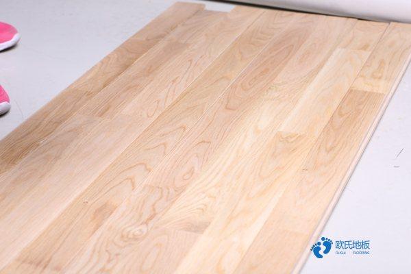 运动木地板有什么优势
