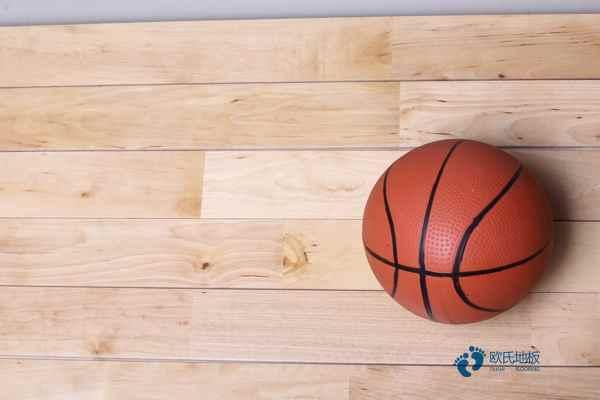 常见的实木运动地板维修