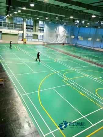 拼接板风雨操场运动地板多少钱一平米?