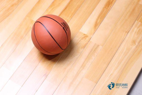 专业体育木地板多少钱一平米
