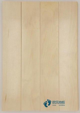 运动木地板一平米价格22厚