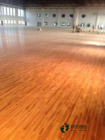 拼装实木运动地板公司
