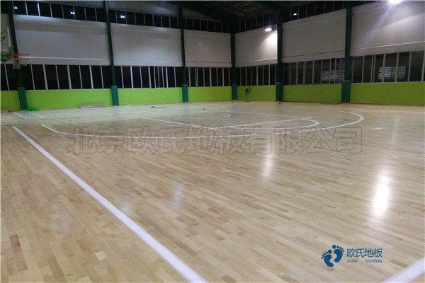 学校体育场馆木地板品牌