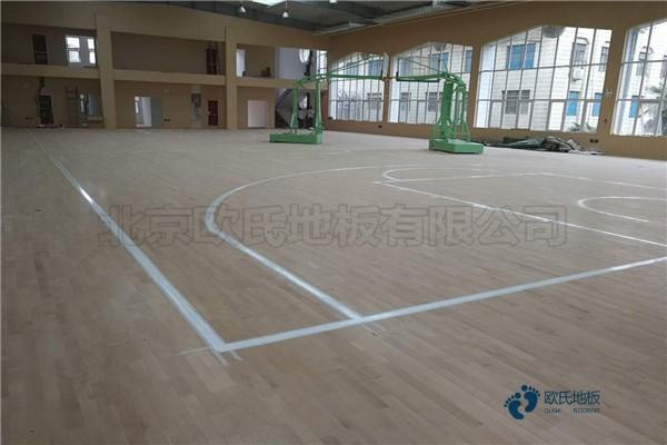 郑州舞蹈室木地板厂商