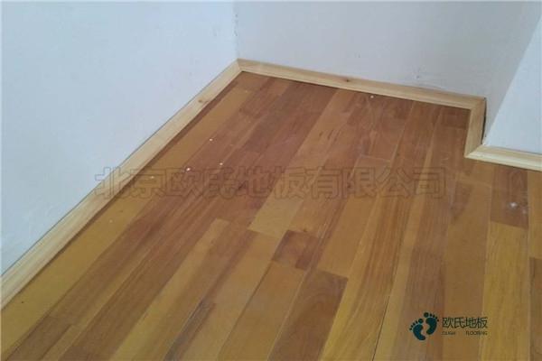 运动木地板选购和养护