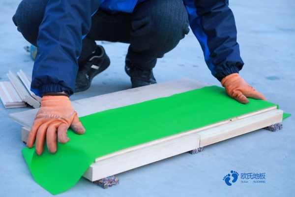 训练馆体育木地板生产厂家
