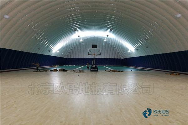 训练馆篮球木地板批发