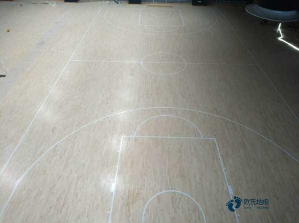 河北篮球木地板价格