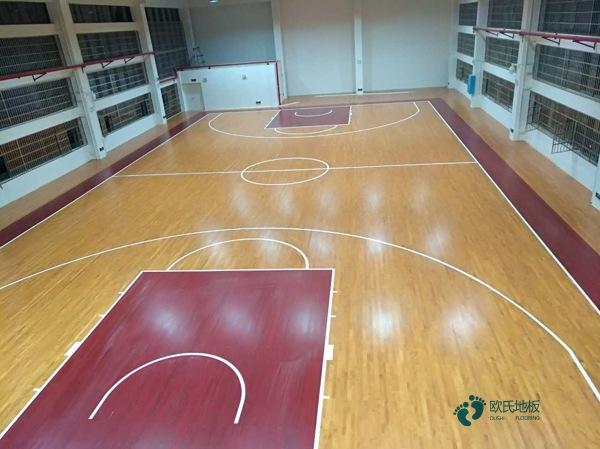 枫木篮球馆木地板品牌排行榜