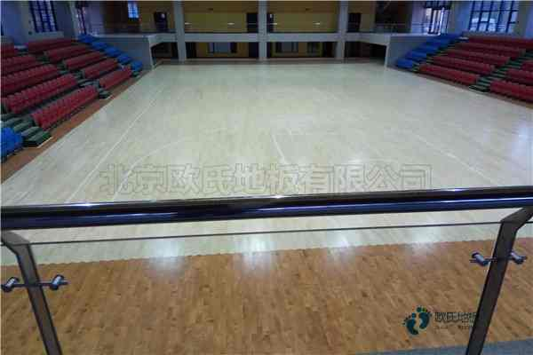 大型舞台木地板直销