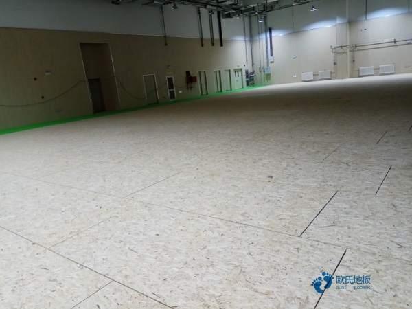 体育木地板材质和结构选哪个好
