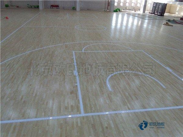 西安专业篮球木地板怎么选