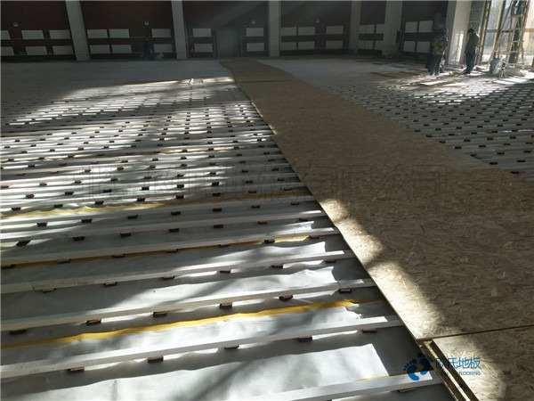 硬木企口乒乓球馆木地板厂家哪家好?