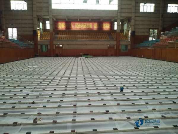 枫桦木舞台木地板厂商