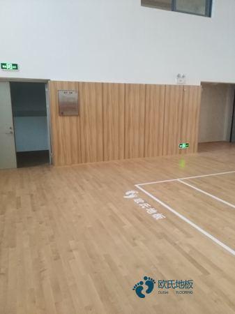 没有这些体育木地板就别安装啦