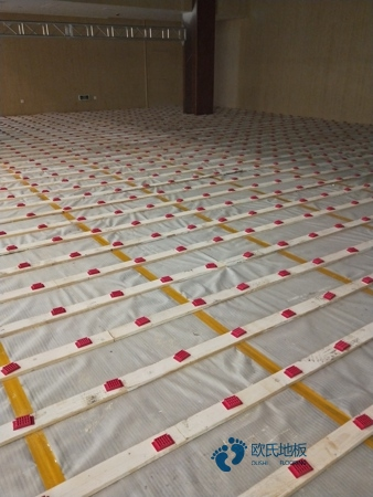 天津专业篮球木地板厚度