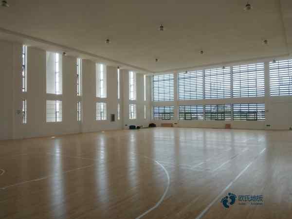 运动木地板减少运动冲击力的功能2