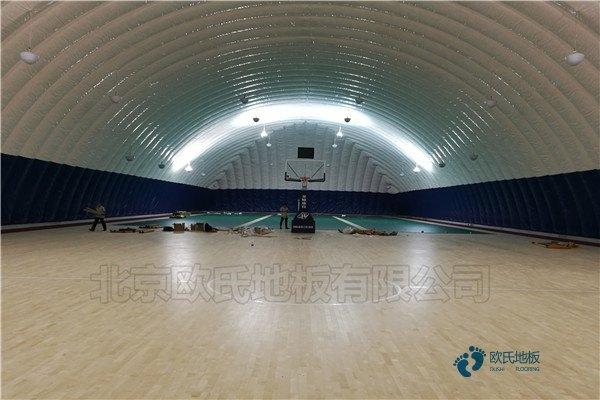 篮球木地板价格及图片