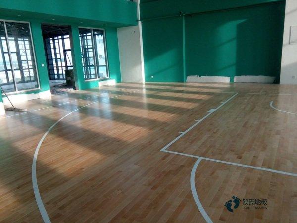 枫木舞蹈房木地板哪个公司好