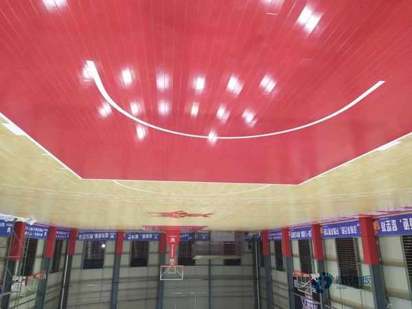 22厚运动体育地板主辅龙骨结构