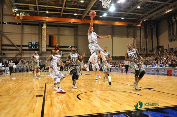 专用篮球木地板生产厂家