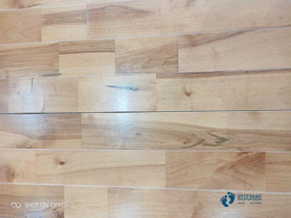 松木舞台运动木地板批发价格