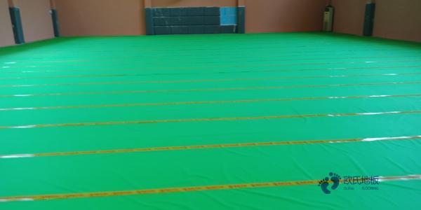 柞木舞台木地板厂家直销
