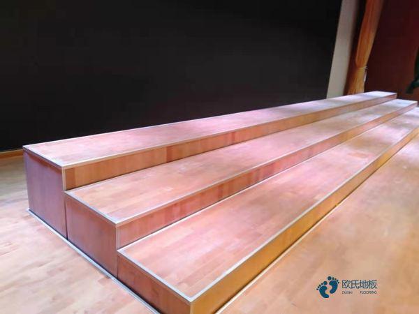 江西枫木体育木地板多少钱一平方