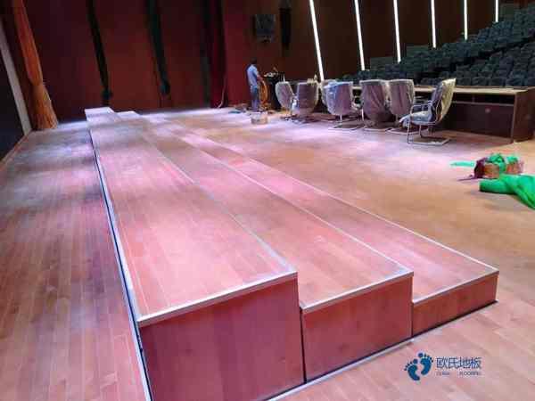 硬木企口体育实木地板哪个公司好