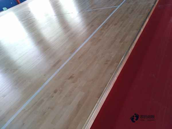 拼装舞蹈房木地板生产厂家