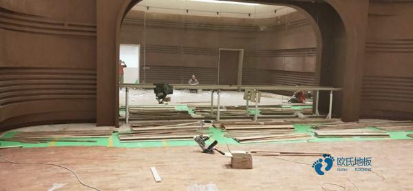 常见的实木运动地板厂家电话