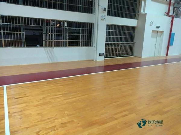 国内篮球场木地板怎么维护