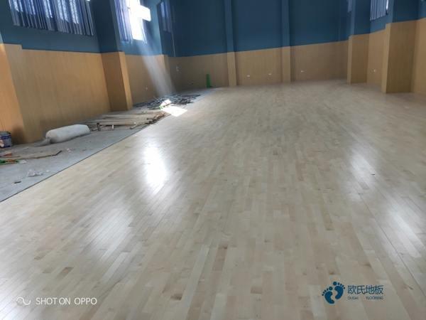 常用的实木运动地板价格