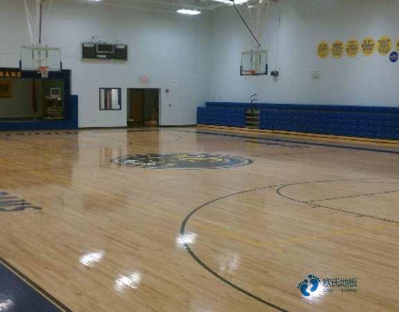 福州柞木篮球场地板品牌电话