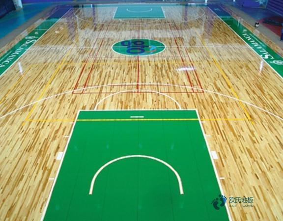 学校体育地板什么品牌好