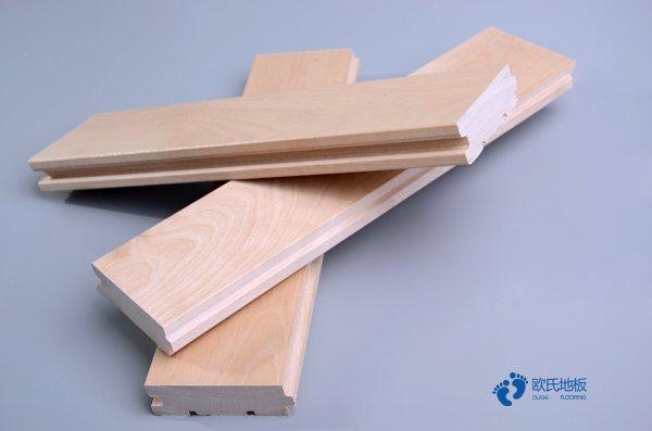松木运动木地板价格是多少钱?