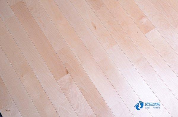 黑龙江硬木企口体育场地板厂家报价