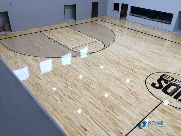 济南篮球木地板大全