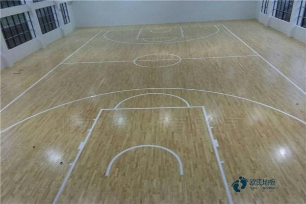 上海舞蹈室木地板怎么维护