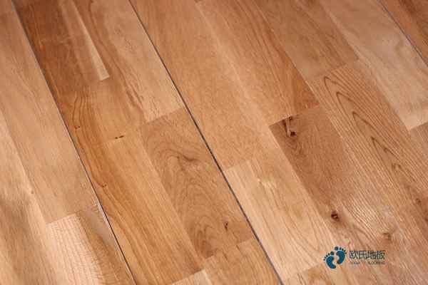 枫桦木舞蹈房木地板怎么保养?