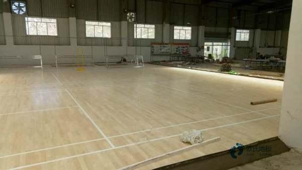 私人篮球场木地板哪个品牌好