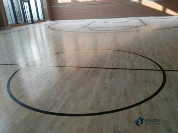 专用体育场木地板大全
