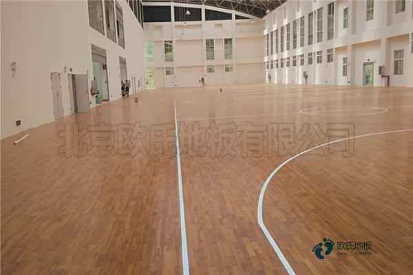 枫桦木篮球场地板价格是多少