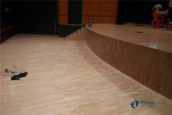 太原实木运动地板品牌