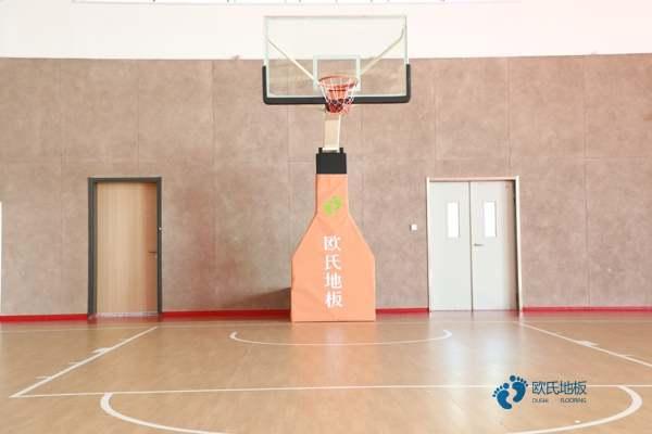 拼接板篮球场实木地板报价
