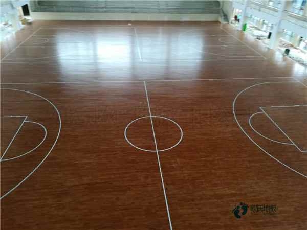 赛事场馆体育地板工厂