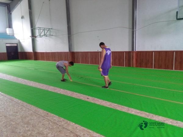 进口运动木地板厂商