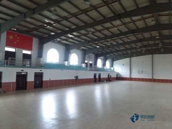 枫木体育馆木地板厂